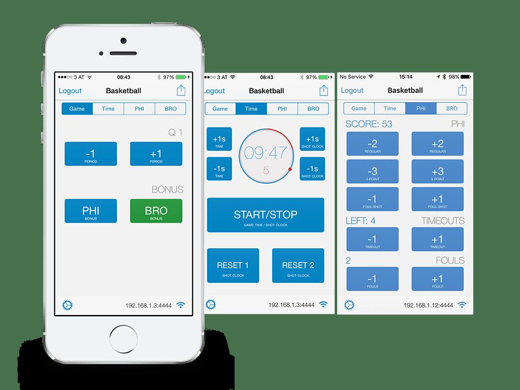 Basketball Features | live-score-app com