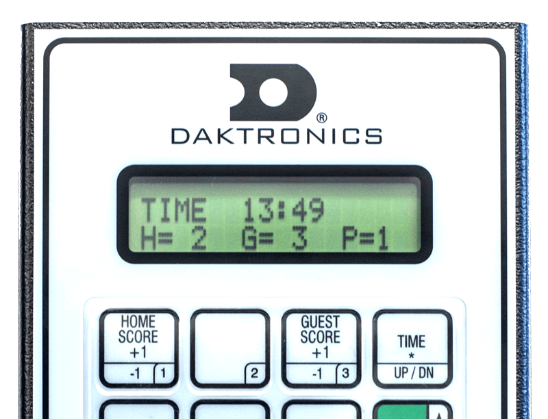 daktronics chim