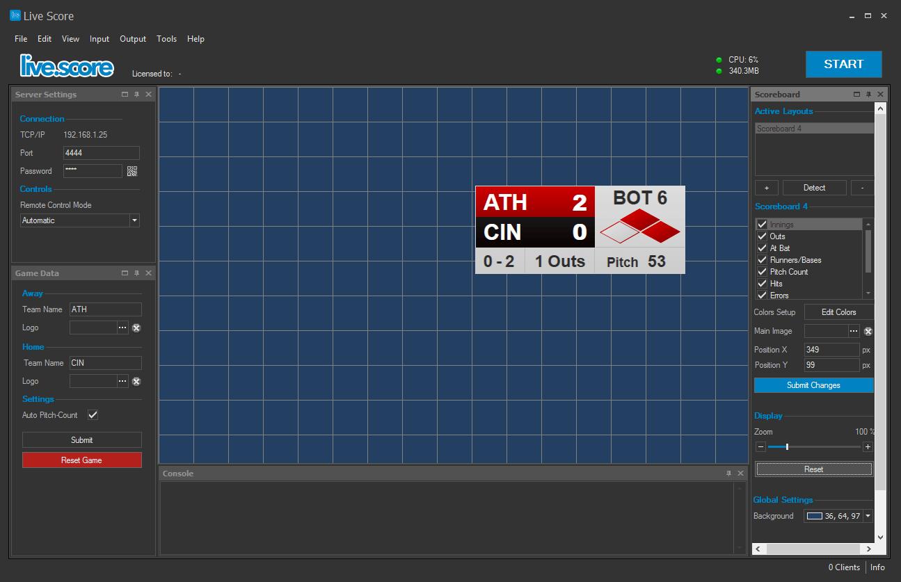 vmix and desktop capture