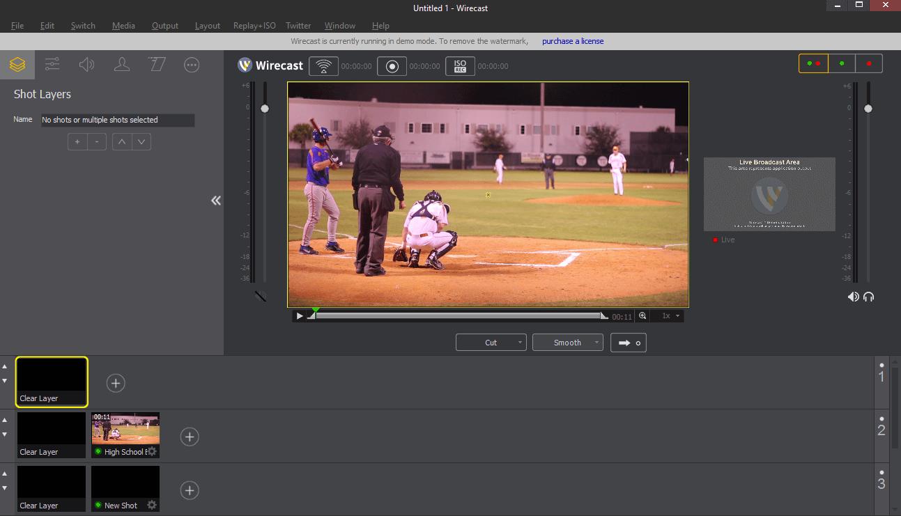 Wirecast and Remote Desktop Capture | live-score-app com